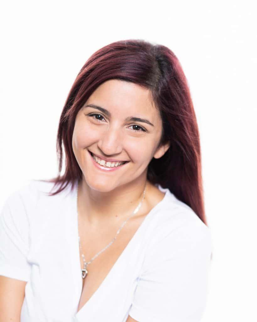 Cristina equipo completo de psicólogos de Iratxe López