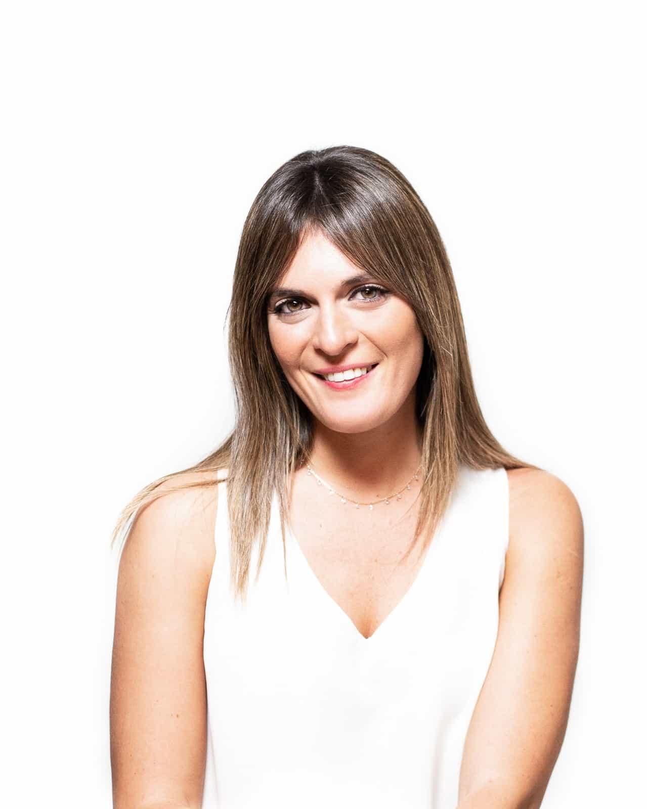 Leire Aizpuru psicóloga en centro Iratxe López