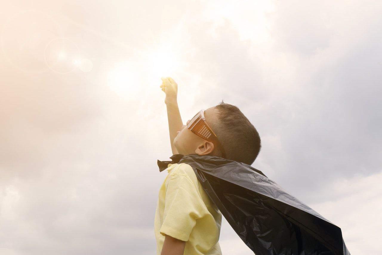 ayudar a tu hijo a afrontar el miedo