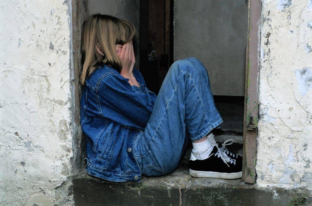 depresión en niños