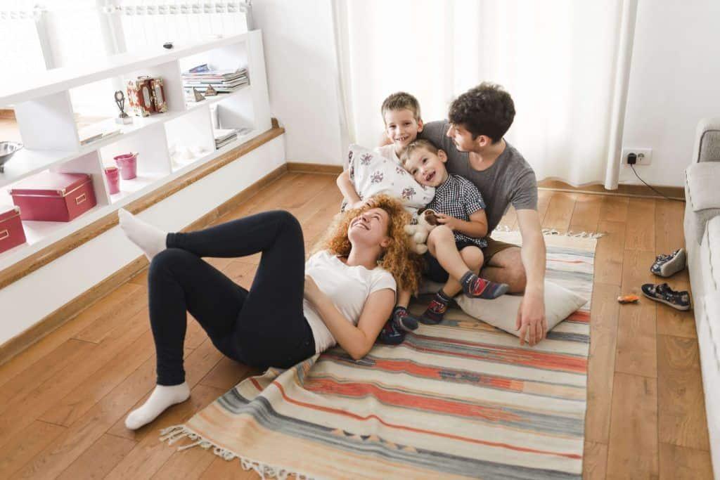 3 ejercicios para mejorar las relaciones familiares y los vínculos
