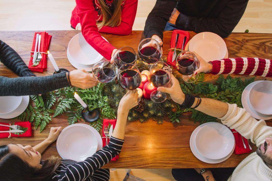 Estrés en las reuniones familiares de Navidad