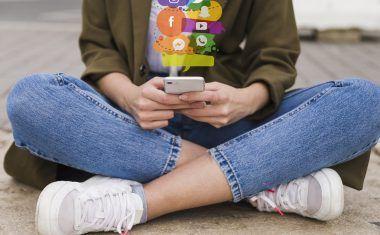 Las redes sociales y los adolescentes: Riesgos y beneficios