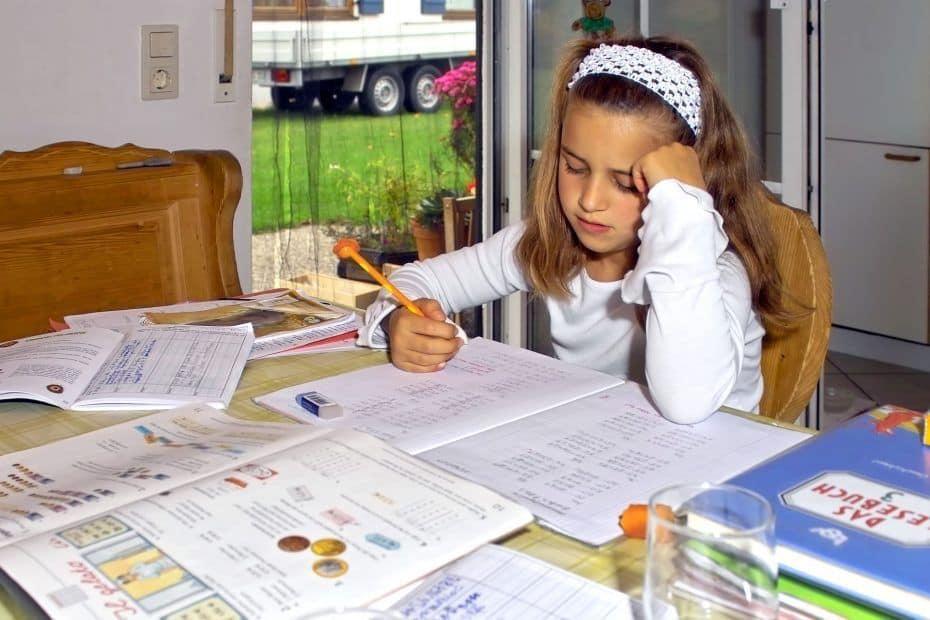 Los deberes: Una guía para padres y madres